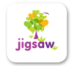 Jigsaw Creative Care logo